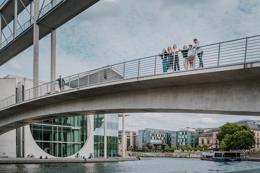 Family shoot in Berlin (c) Silvie Bonne