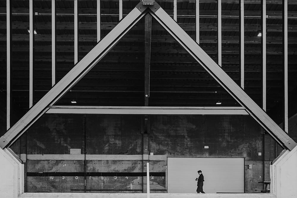 Twee fotografen één locatie (c) Silvie Bonne