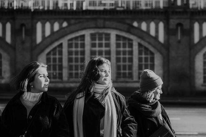 Berlin Photo Shoot Walk in Friedrichshain