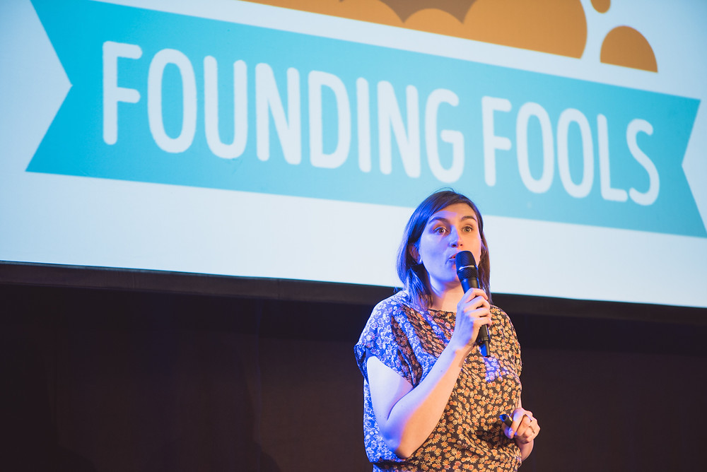 Founding Fools (c) Silvie Bonne
