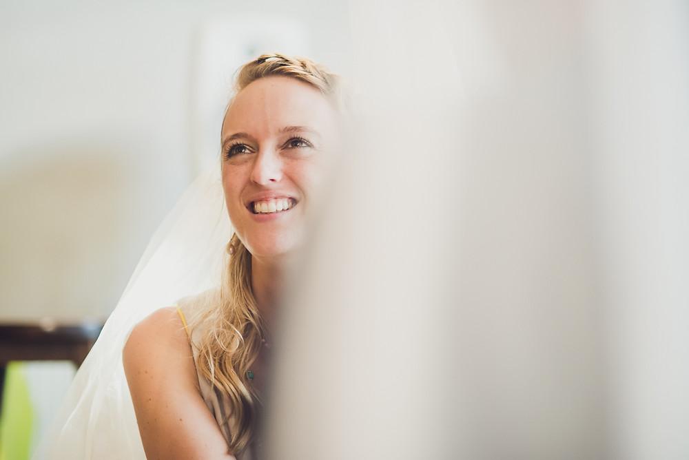 Huwelijksreportage Sharon & Lieven (c) Silvie Bonne