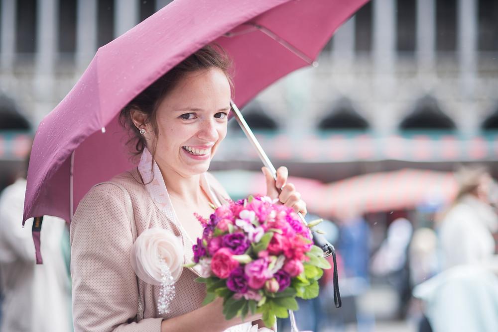 Trouwerij in Brussel (c) Silvie Bonne