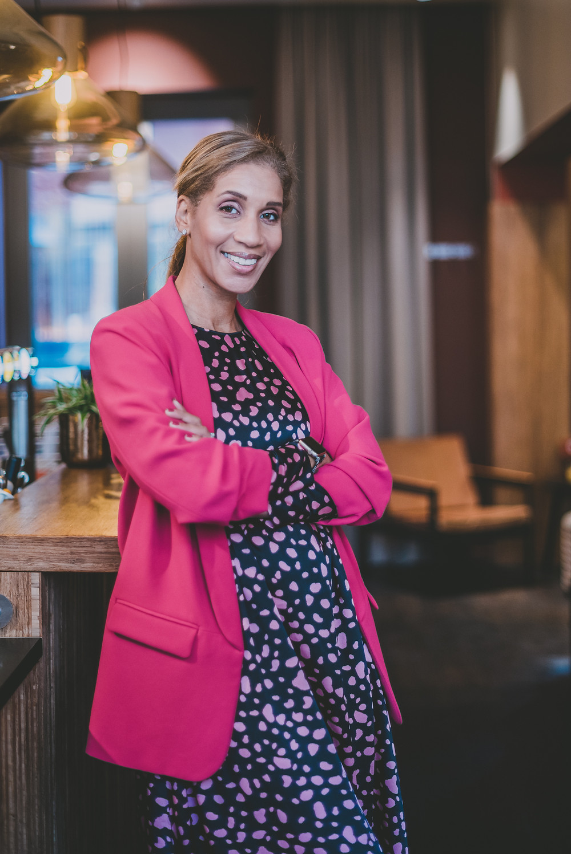 Portret Valerie Thys (c) Silvie Bonne