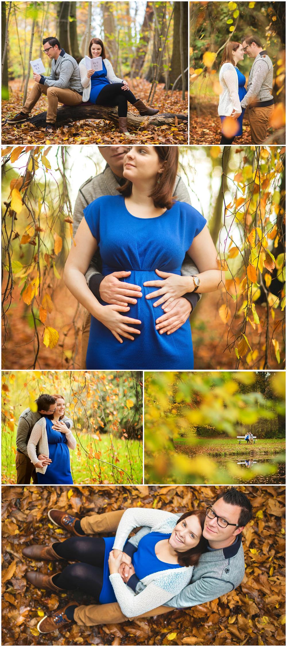 Zwangerschapsaankondiging (c) Silvie Bonne