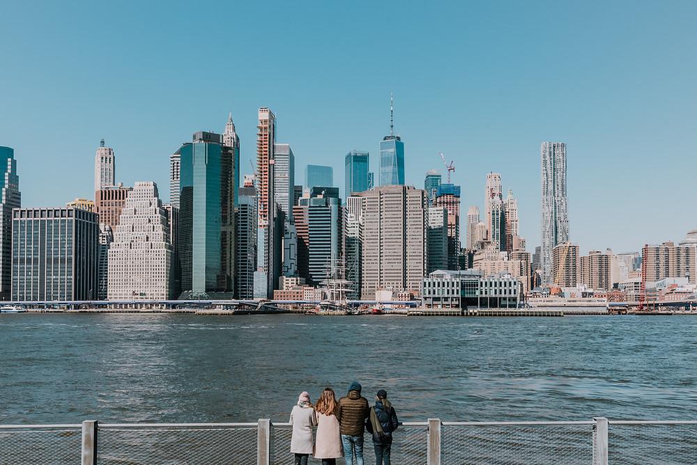 Familiereportage in Brooklyn (c) Silvie Bonne