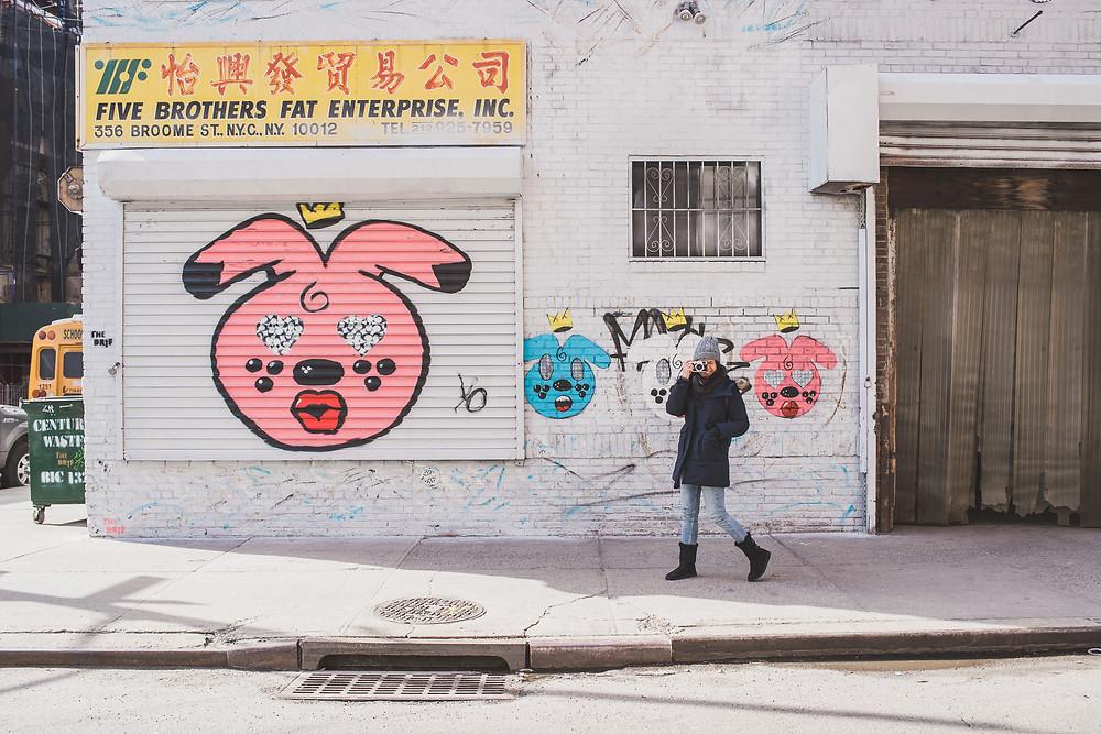 Lower East Side (c) Silvie Bonne