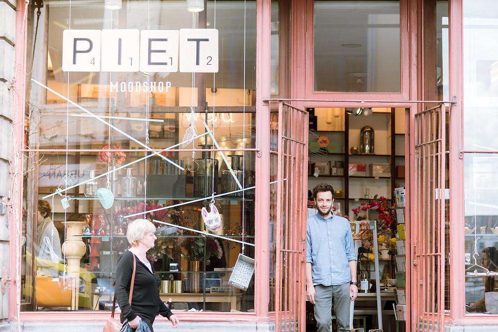 PIET Moodshop (c) Silvie Bonne