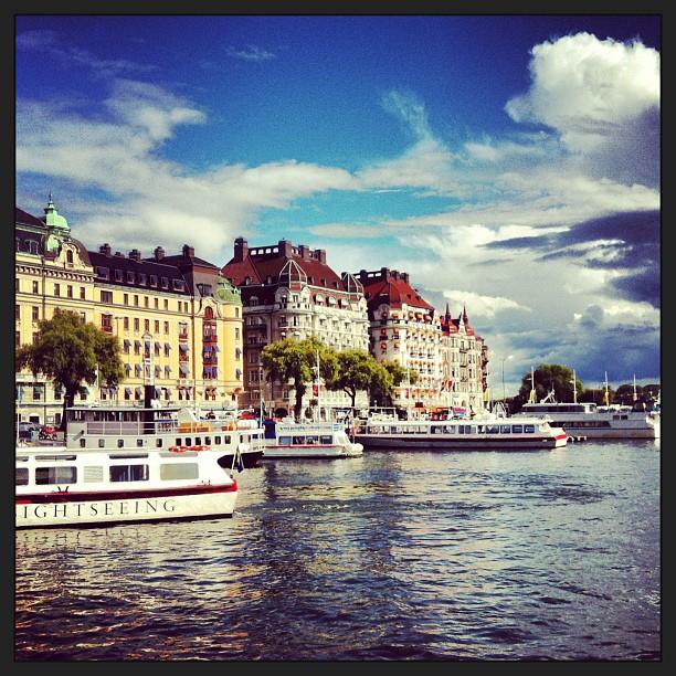 Shot on iphone 5. Stockholm.