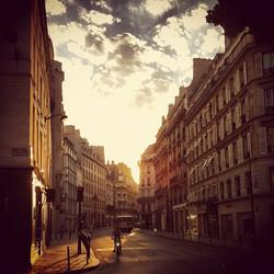 Shot on iphone 5. Paris.