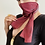 Thumbnail: BDSM Multi Use Scarf/Head Wrap/Face Covering/Blindfold