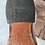 Thumbnail: Pink Leather Justin Boots Size 8.5