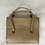 Thumbnail: Vintage 1950s Leather Handbag by Rolfs