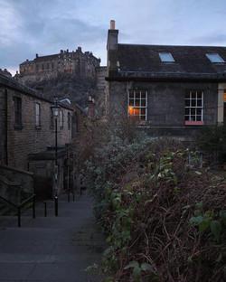Shot on iphone 8. Edinburgh.