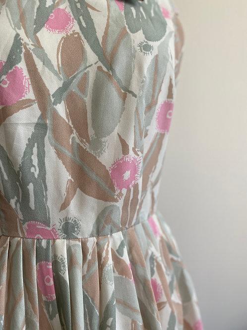 Vintage 1950's Summer Day Dress