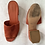 Thumbnail: Suede Slides by Vince Size 8.5