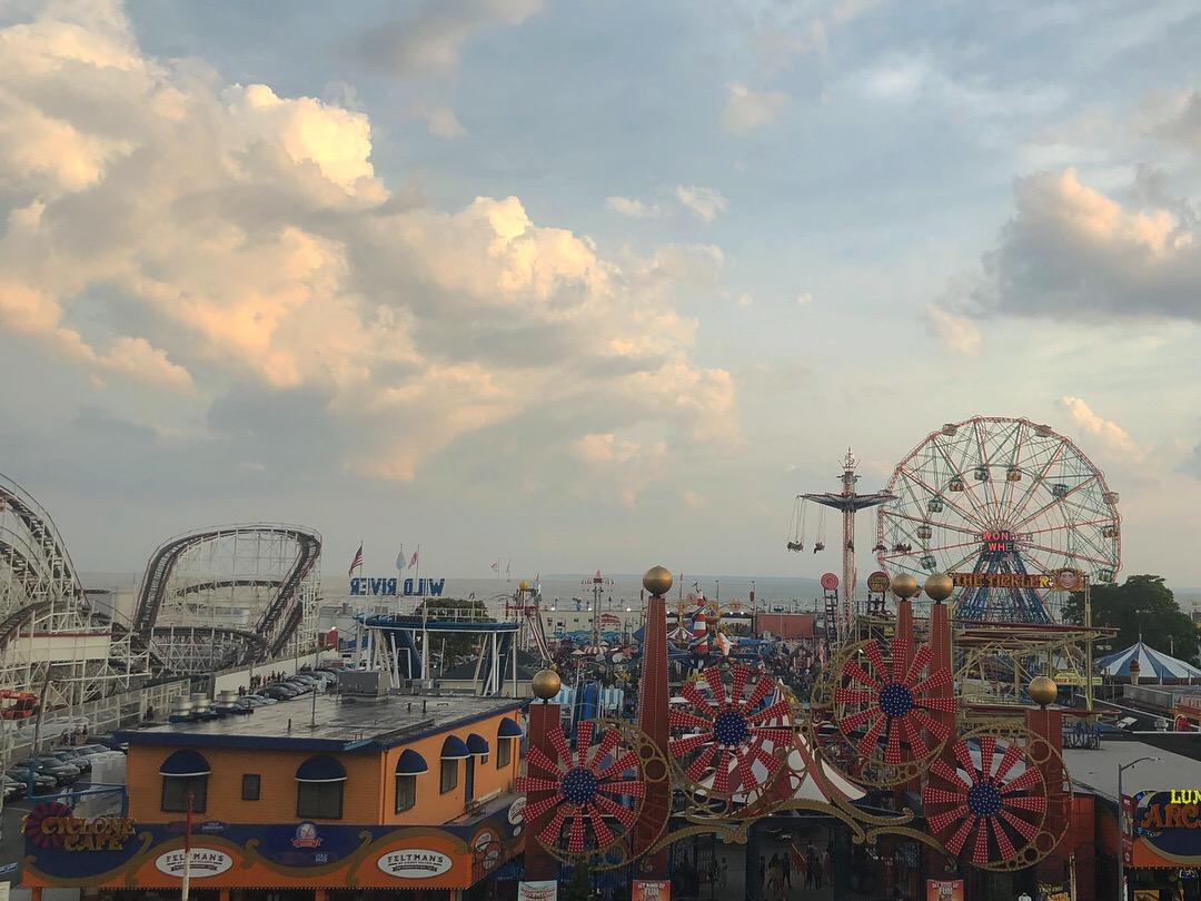 Shot on iPhone 8. Coney Island.