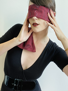 Pre-Order: BDSM Multi Use Scarf/Head Wrap/Face Covering/Blindfold