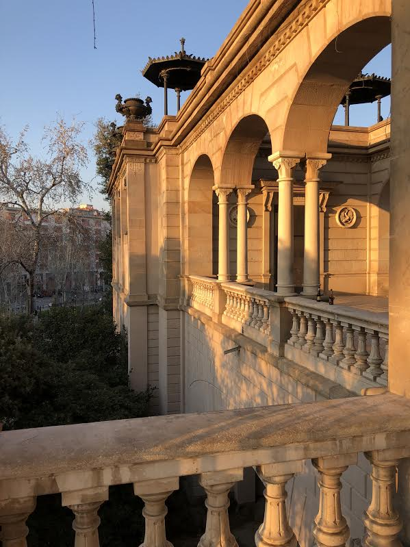 Shot on iphone 8. Barcelona.
