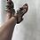 Thumbnail: Suede Tassel Sandal Pumps Size 9.5