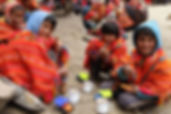 CHOCDROPS poor children in peru & prison children in bolivia