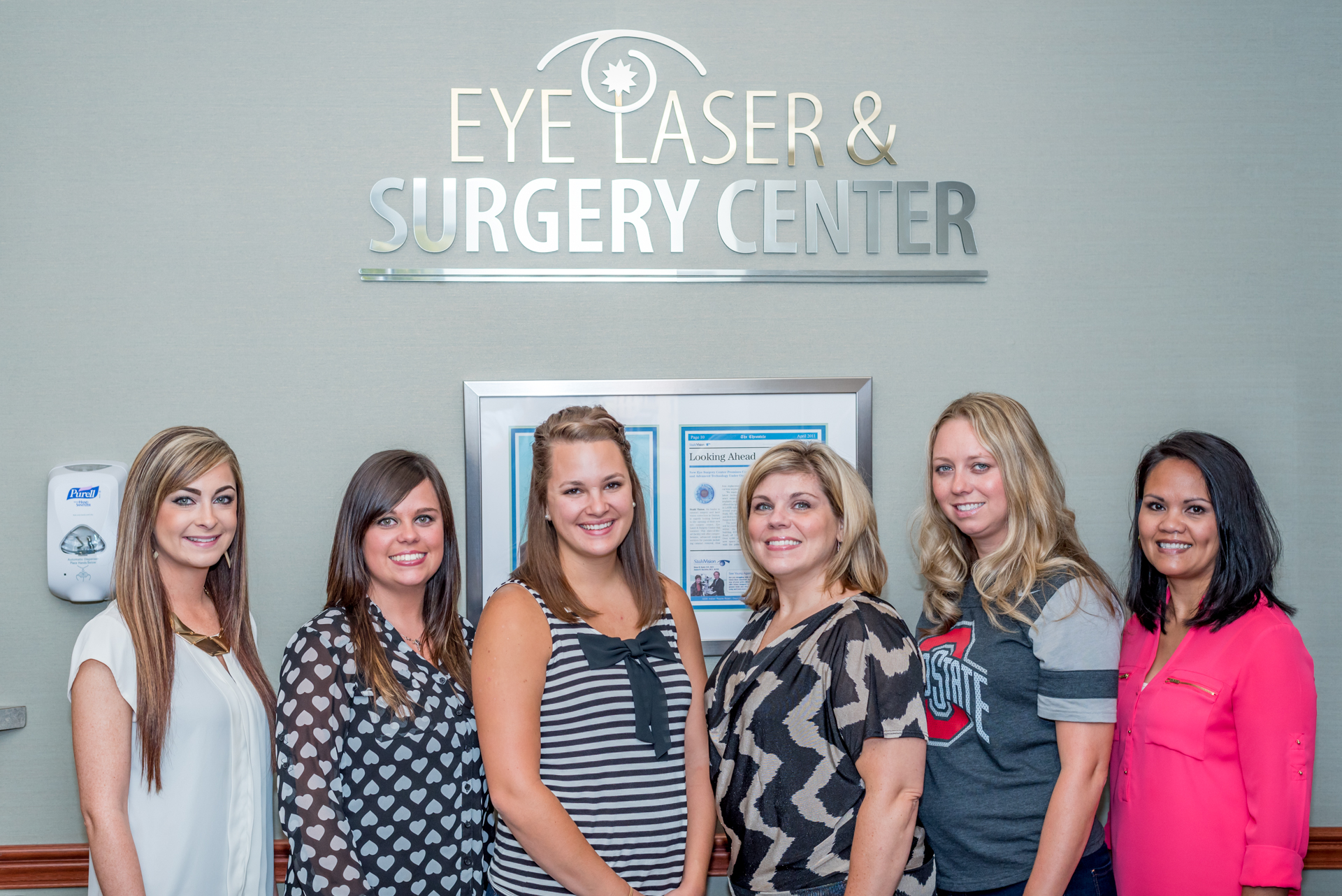 Eye Laser and Surgery Center Staff
