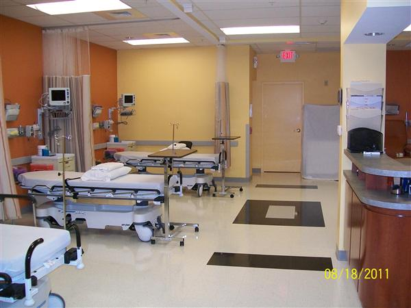 Surgery Recovery Room