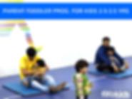 Parent Toddler Program for Kids 2.5-9 Years in Delhi