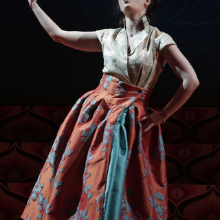 Francesca Aspromonte - Atalanta, Un cenno leggiadretto