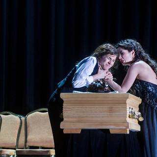 Francesca Aspromonte - Euridice Giuseppina Bridelli - Aristeo
