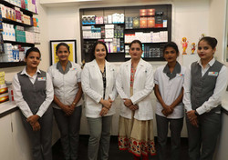 Thane Clinic Staff
