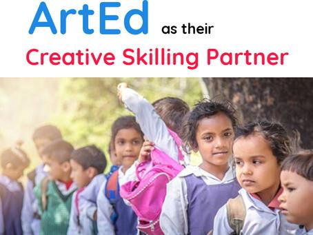 Inviting Schools, Art & Cultural Academies for a partnership