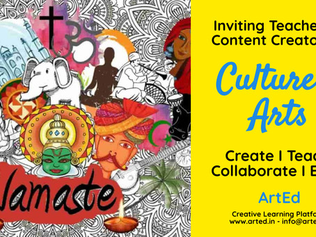 Art Teachers & Content Creators - Welcome to ArtEd!