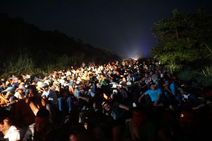 De caravana a éxodo, de migración a movimiento