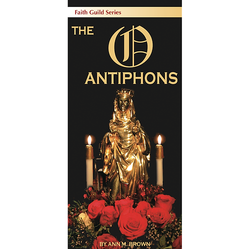 #4018 The O Antiphons (Pamphlet)