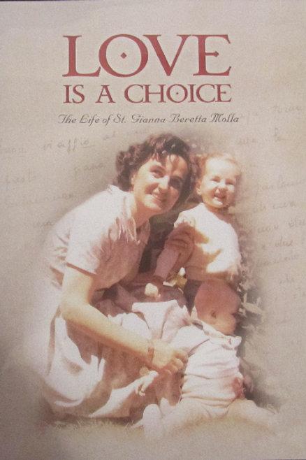 5011 Love is a Choice DVD