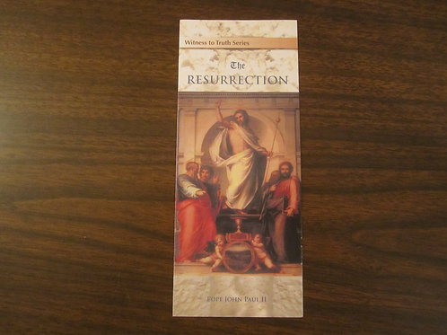 1006 The Resurrection (Pamphlet)