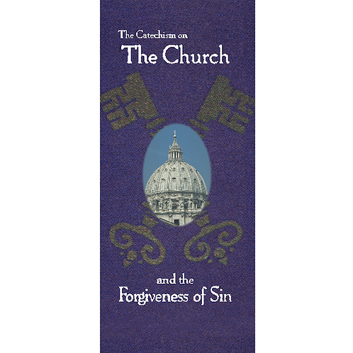 The Church and the Forgiveness of Sin (pamphlet)