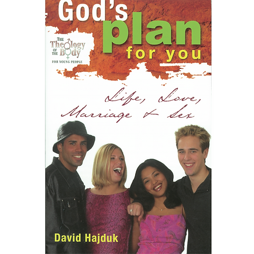 3268 God's Plan for You (Book)