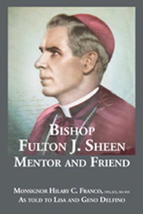 B3293 Bishop Fulton Sheen, Mentor and Friend