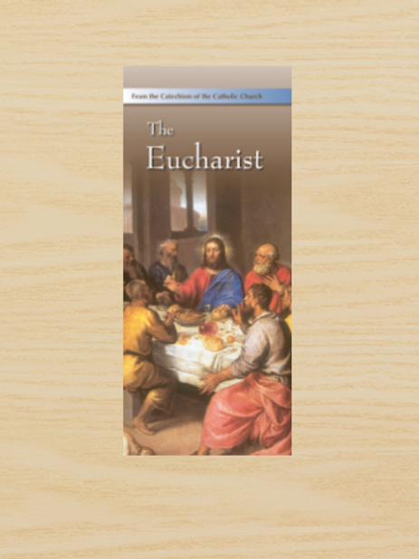 The Eucharist (pamphlet)