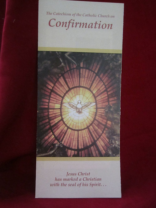 #1212, #1412 Confirmation (Pamphlet)