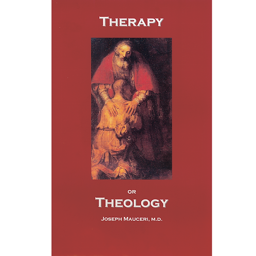 3265 Therapy or Theology? (book)