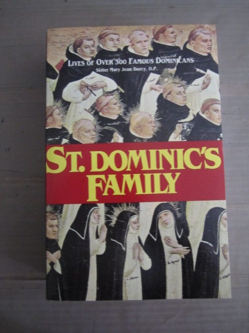 B3012 St. Dominic's Family