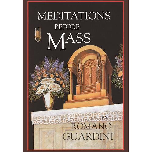 3286 Meditations Before Mass (HC book)
