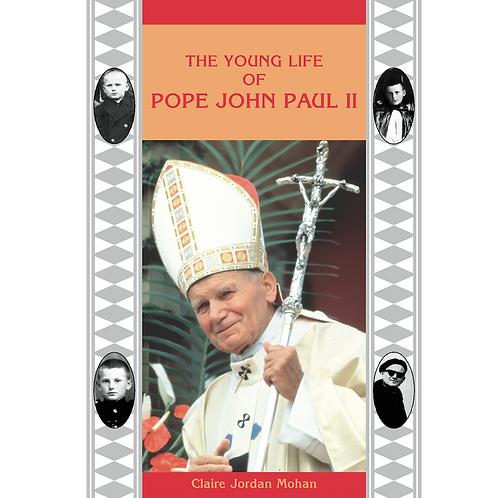 B3228 The Young Life of Pope John Paul II (Book)