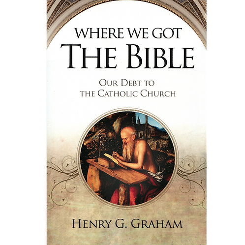 Where We Got the Bible (Book)
