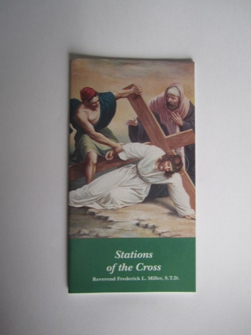 Stations of the Cross (Booklet) #B3044