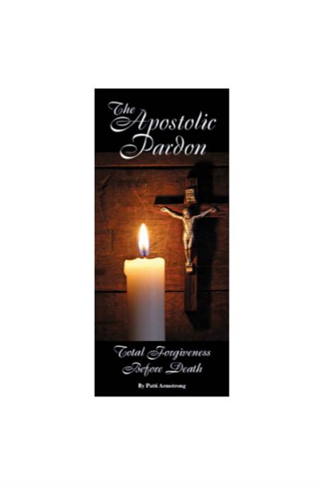 #4025 The Apostolic Pardon (Pamphlet)