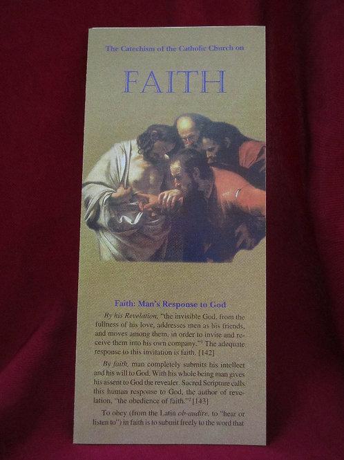 #1221 Faith (Pamphlet)