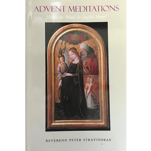 3270 Advent Meditations (Book)